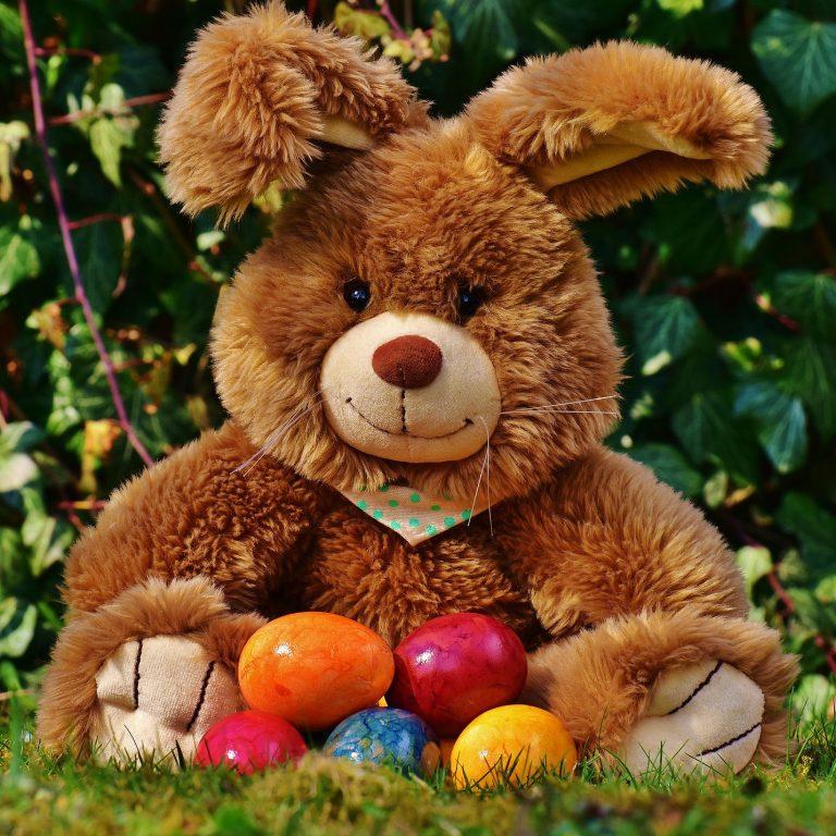 ตุ๊กตากระต่าย วาเลนไทน์ ตัวใหญ่ นุ่มนิ่มน่ากอด