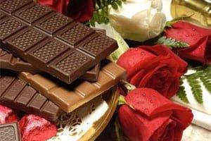 มอบช็อคโกแลตแทนความรัก