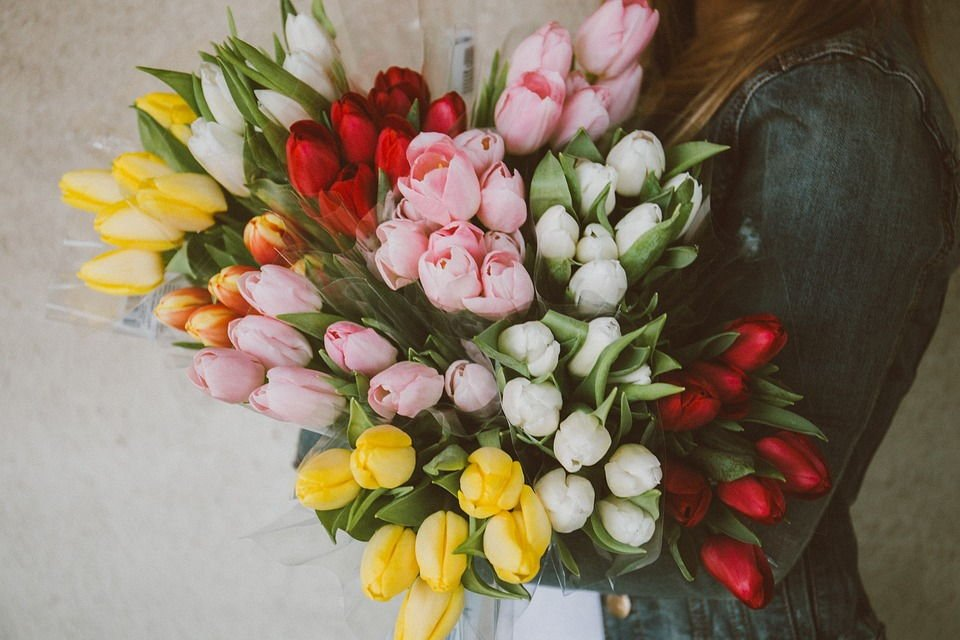 ดอกไม้กลิ่นหอม สารพัดคุณประโยชน์จากธรรมชาติ