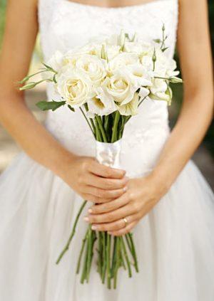 ช่อดอกไม้ทรงก้านยาว (Long Stem)