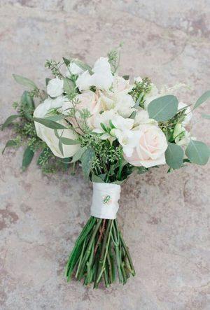 ช่อดอกไม้แบบโนสเกย์ (Nosegay)