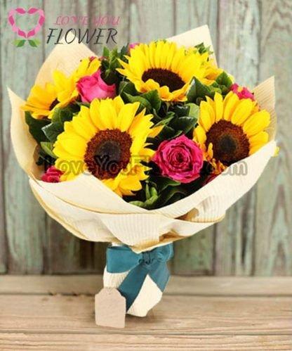 ช่อดอกไม้ราคาถูก