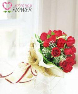 ช่อดอกไม้สวย ๆ Sweet Heart