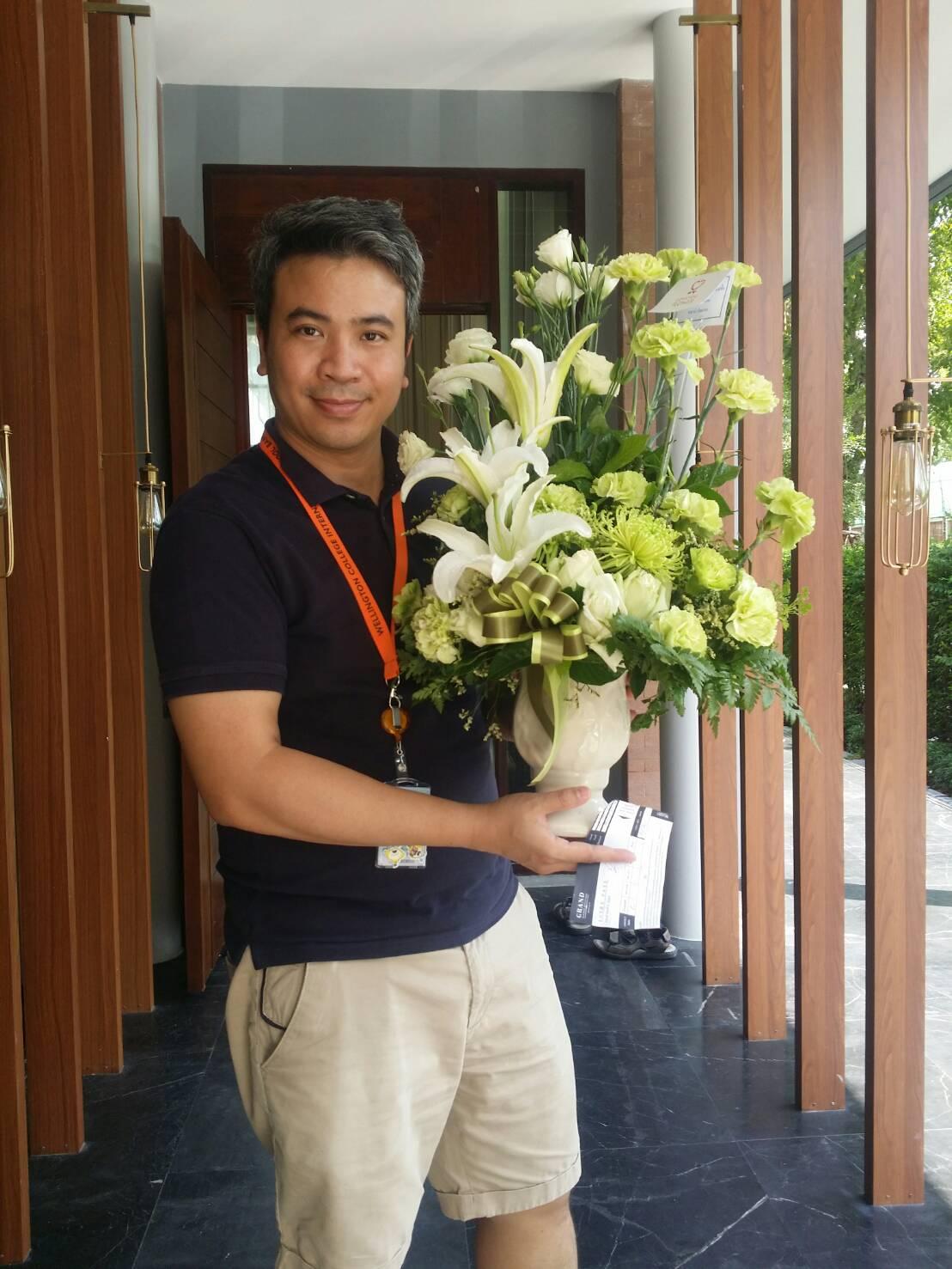 แจกันดอกไม้ C057 – Phyllis