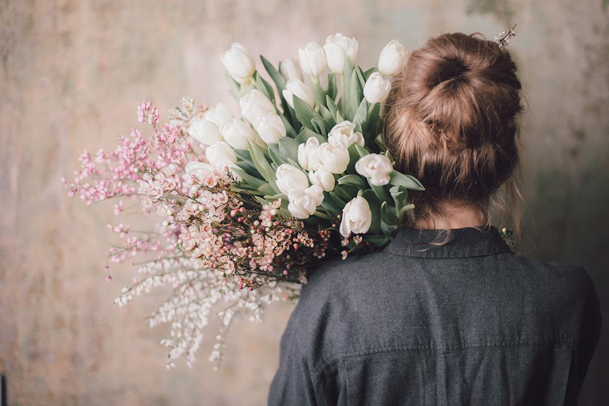 ดอกไม้คุณภาพดี
