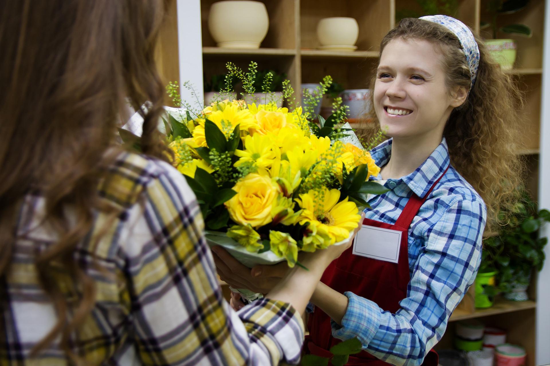ร้านดอกไม้ที่ดี