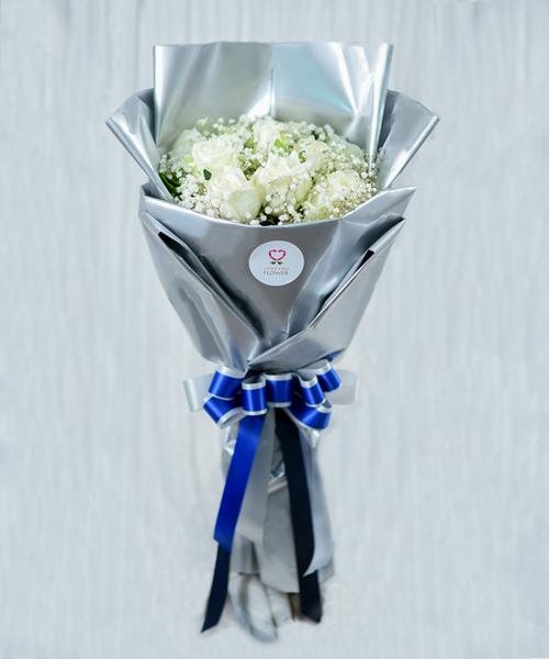 ดอกกุหลาบวาเลนไทน์เพื่อให้กำลังใจ