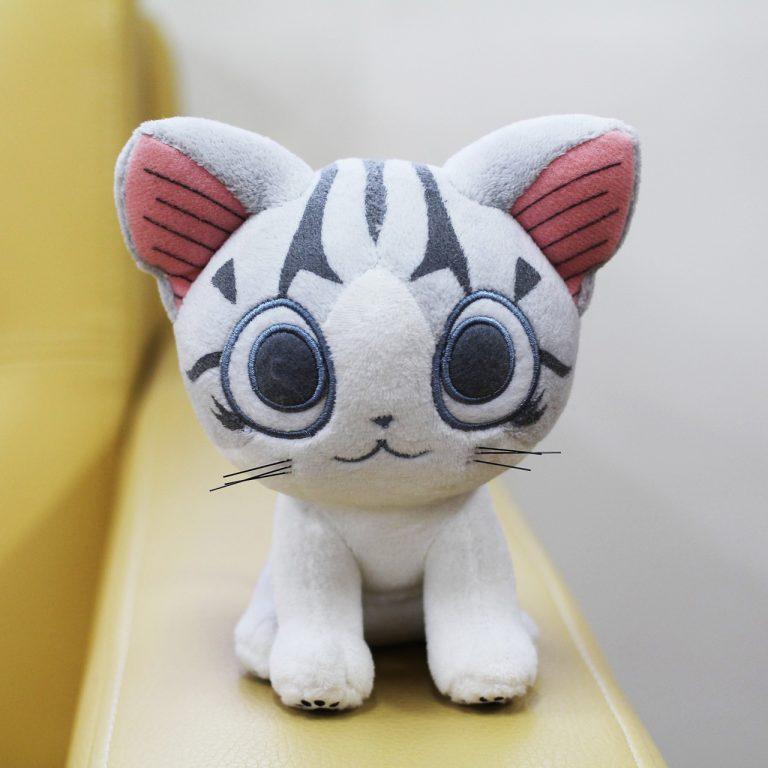 ตุ๊กตาแมว วาเลนไทน์ น่ารักโดนใจ ทาสแมวชอบ